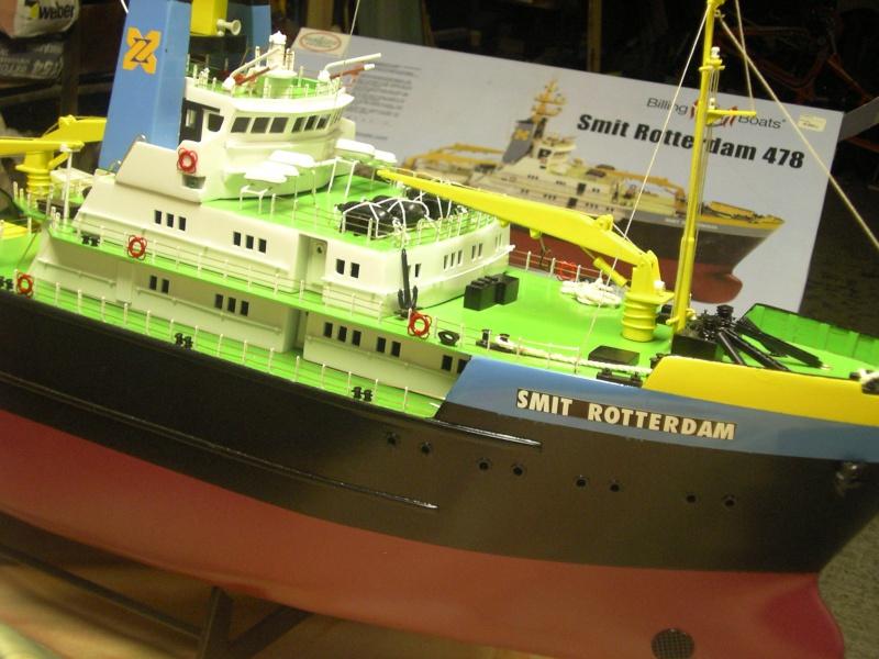 Remorqueur Smit Rotterdam (Billing Boats 1/75°) de Henri - Page 4 740509IMGP0636