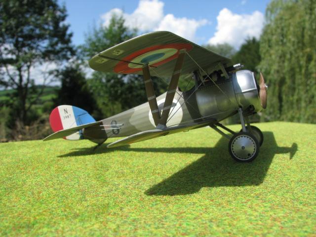 Nieuport 24 Roden 1/32 Modèle terminé. 740720IMG2559