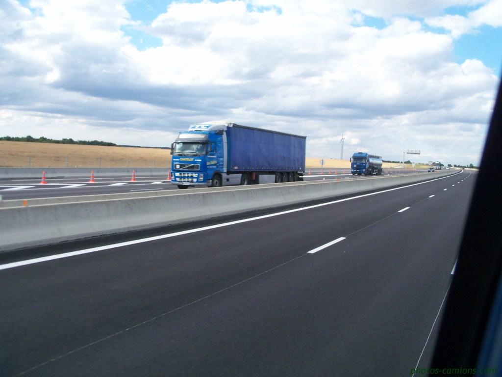 Transports Chatelot (Saint Dizier 52) 740900photoscamions06IIV1160Copier