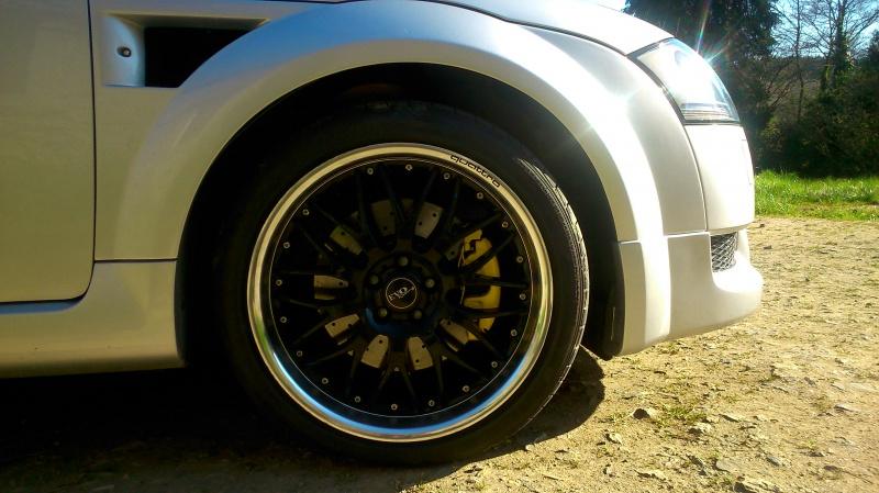 Fast & Furious TT MK1 225CV - Page 2 741271DSC0927