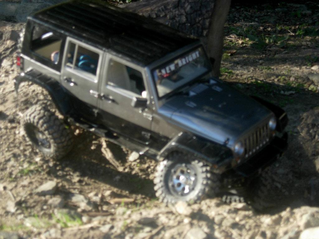 [ SCX10 Axial ]  jeep jk 742689DSCN6655