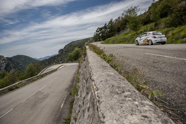208 Rally Cup - 62ème Rallye du Var (7/7) - Un final en fanfare ! 7434325742c5fda822f