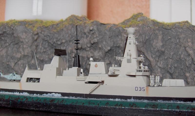HMS Dragon type 45 batch2 1/700 744232HPIM2504