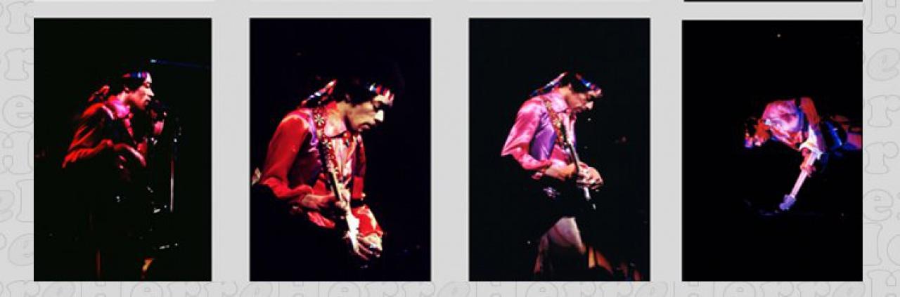 New York (Fillmore East) : 1er janvier 1970 [Premier concert]  744441Image5