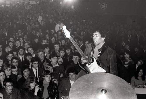 Hambourg (Star Club) : 17 mars 1967 [Premier concert] 7446439401
