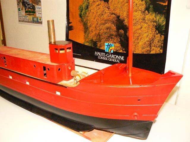 Bassurelle BF 7 sister schip du Sandettie 744743P1200885