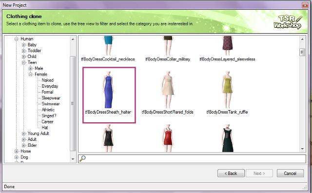 [débutant]Créer vos vêtements - Partie II - Les différents outils du TSRWorkshop 745611341