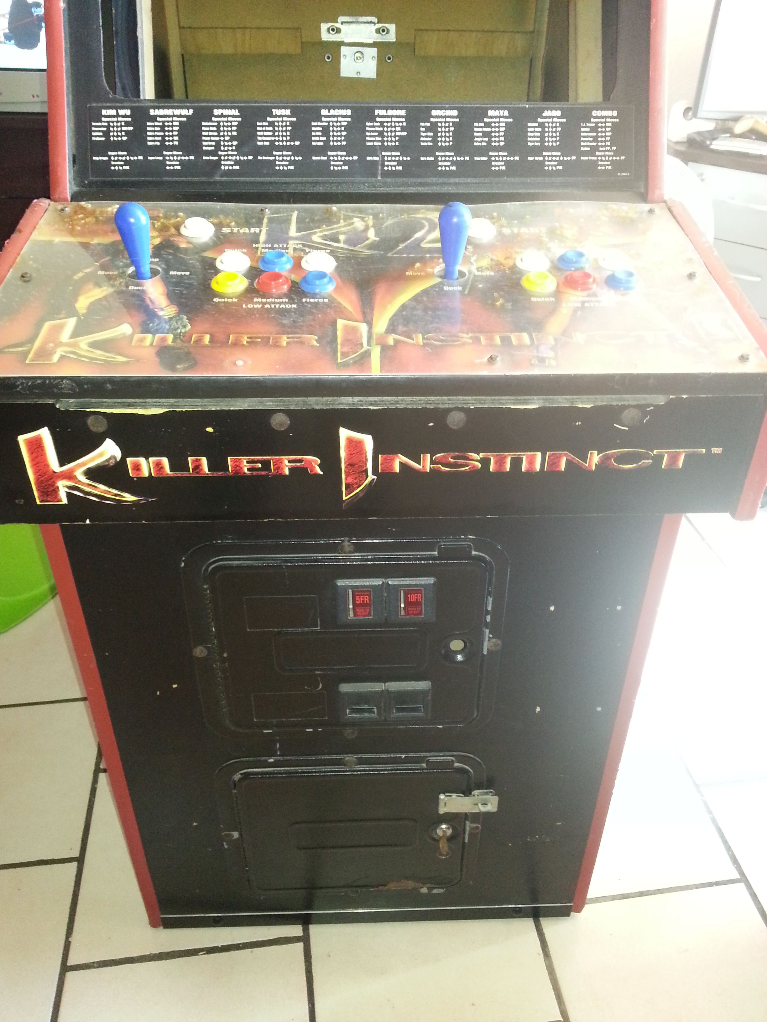 Borne Killer Instinct 2 74600020150608122337