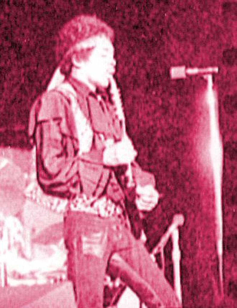 Los Angeles (LA Forum) : 25 avril 1970   74600319700425LA77