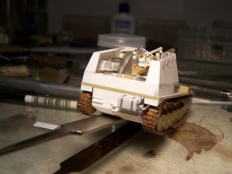 Sdkfz 124 Wespe Normandie 06.44 7460831005724