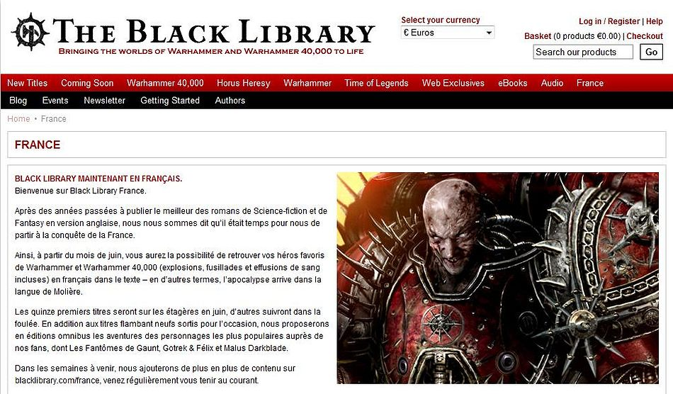 Introduction  à la Black Library 746738BlackL1