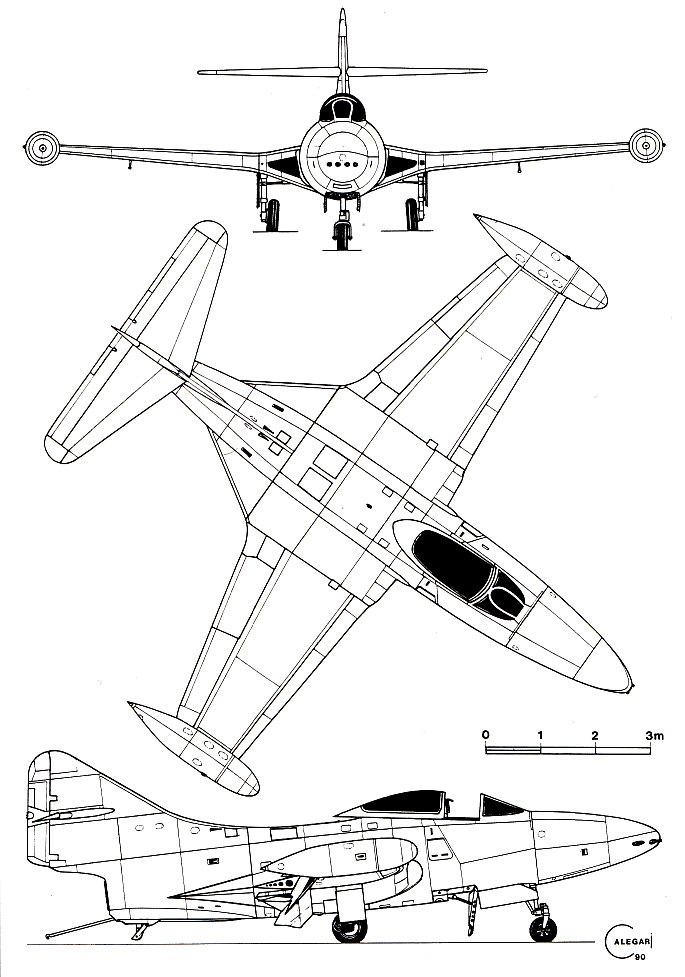 GRUMMAN F9F PANTHER  747686F9F_2_2