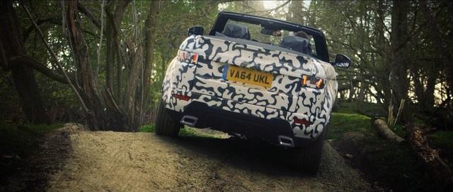 Le nouveau Range Rover Evoque Cabriolet Passe Haut La Main Les Tests Tout-Terrain 748197RangeRoverEvoqueConvertibletestingatEastnor1