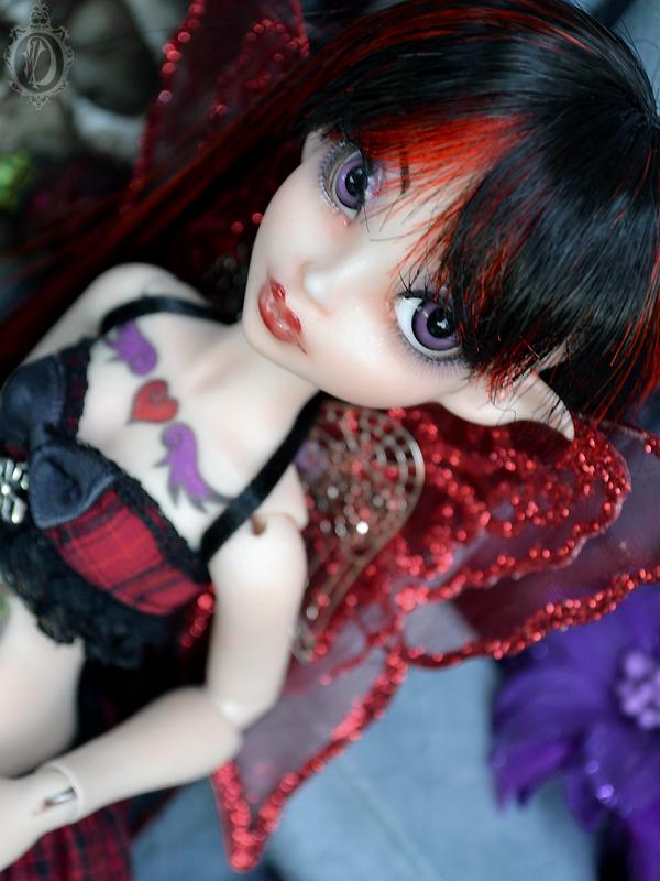 [Créa] † Mystic Dolls † : Réservations ouvertes ! 748573AriaPunk02