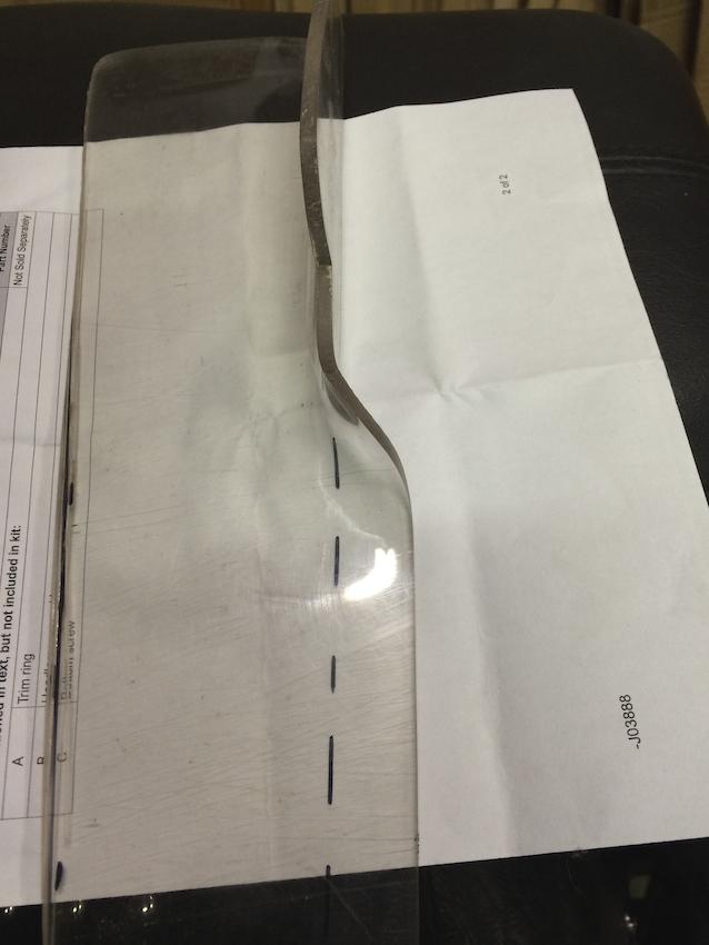 pare brise amovible et perturbations aerodynamiques - Page 3 748676dflcteur62