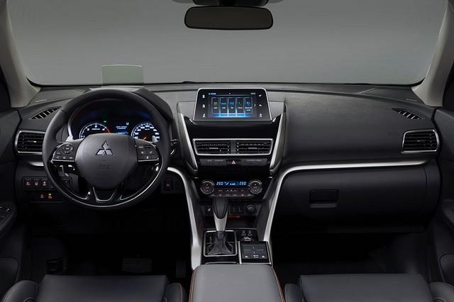 Mitsubishi Motors présentera son SUV compact Eclipse Cross en première mondiale au salon international de l'automobile de Genève 2017 - Mardi 28 Février 2017 748682img021