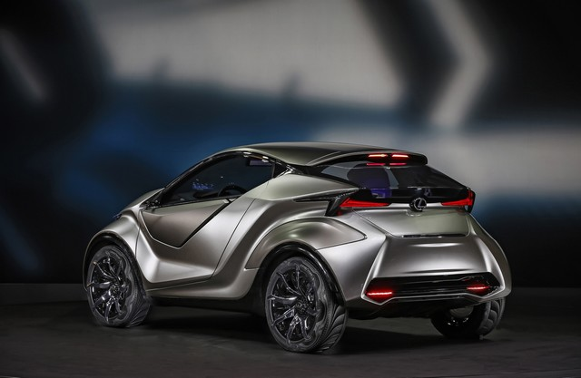 Le Lexus LF-SA Concept Révélé En Première Mondiale 749671LEXUSLFSA16GENEVAMS2015