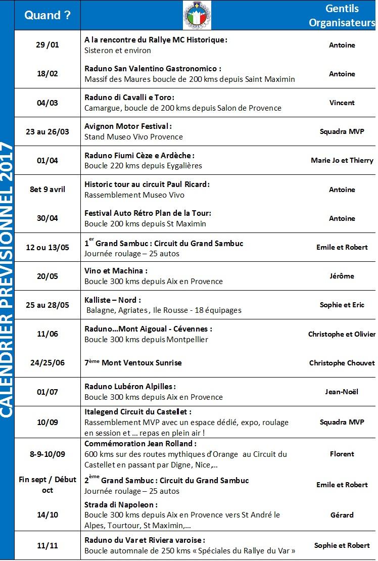 ASSEMBLEE GENERALE et CALENDRIER 2017 le SAMEDI 14 JANVIER 2017   749967calendrier2017