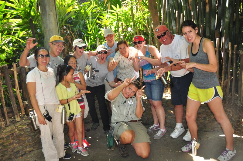 [18-31 octobre 2014] Voyage de noces à Walt Disney World et à Universal - Page 13 750487WildAfricaTrek002