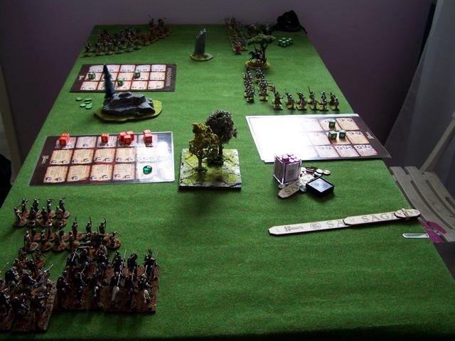Danois, Saxons et Normands 7506751007624