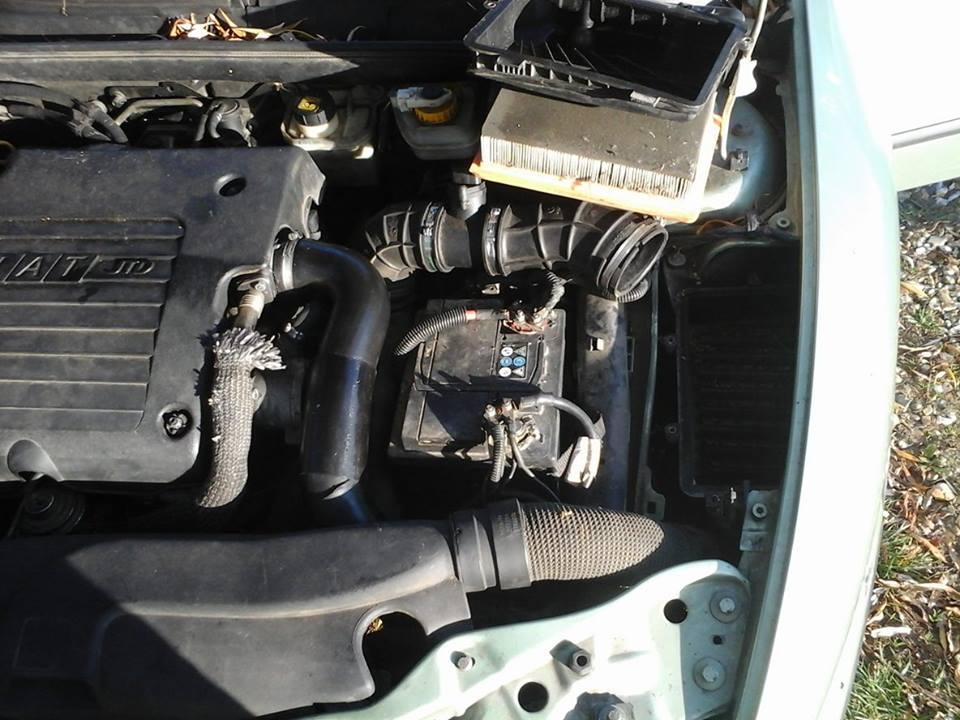 Fiat Brava JTD 105 Ralentis instable et fumée blanche  751169122423074312707037485291474056430n