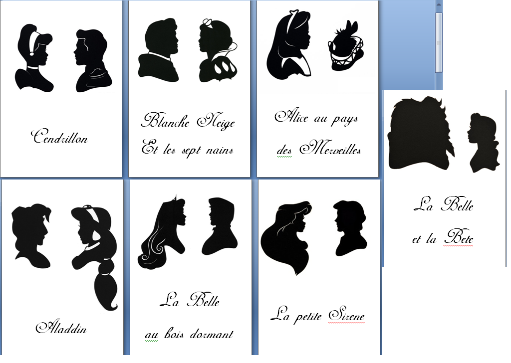 """J'ai dit """"Oui!"""", mariage le 31 mai 2014 """"Les grands classiques Disney""""... - Page 2 751547cadre1"""