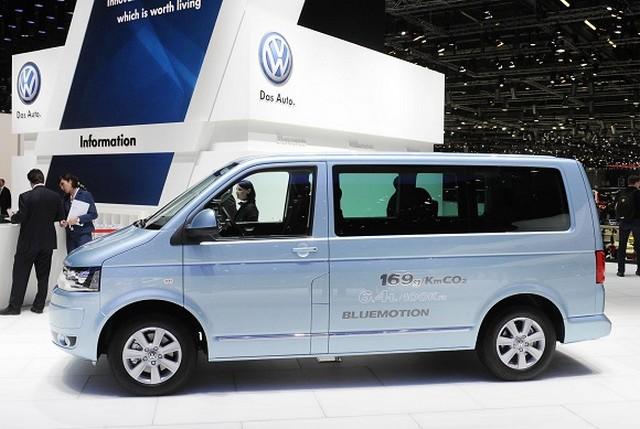 Volkswagen Multivan BlueMotion 751558volkswagenmultivanbluemotion4