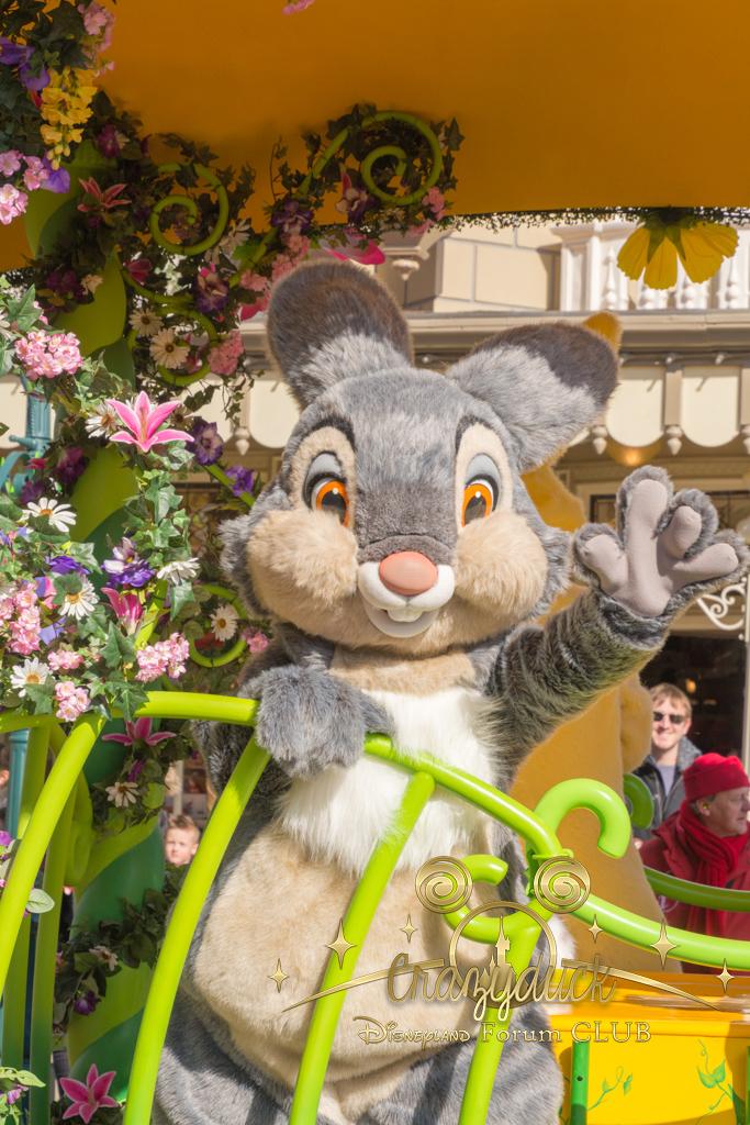 Festival du Printemps du 1er mars au 31 mai 2015 - Disneyland Park  - Page 10 752138dfc22