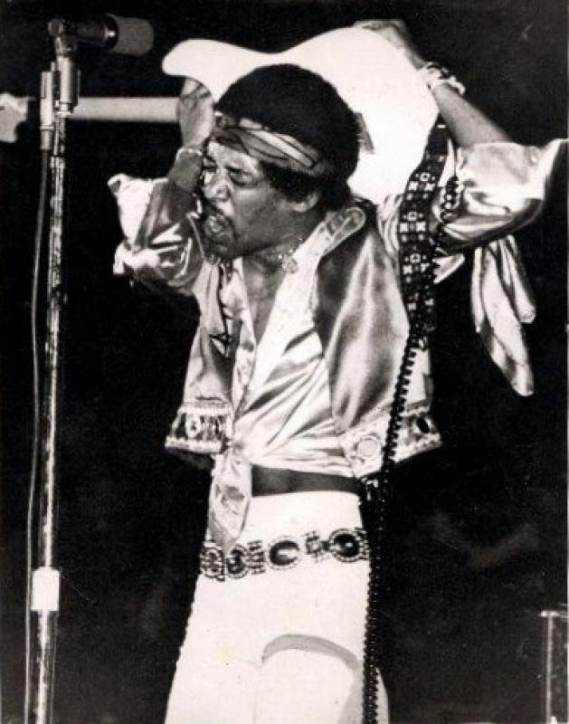 Charlotte  (Coliseum): 9 mai 1969  75223519690509Charlotte