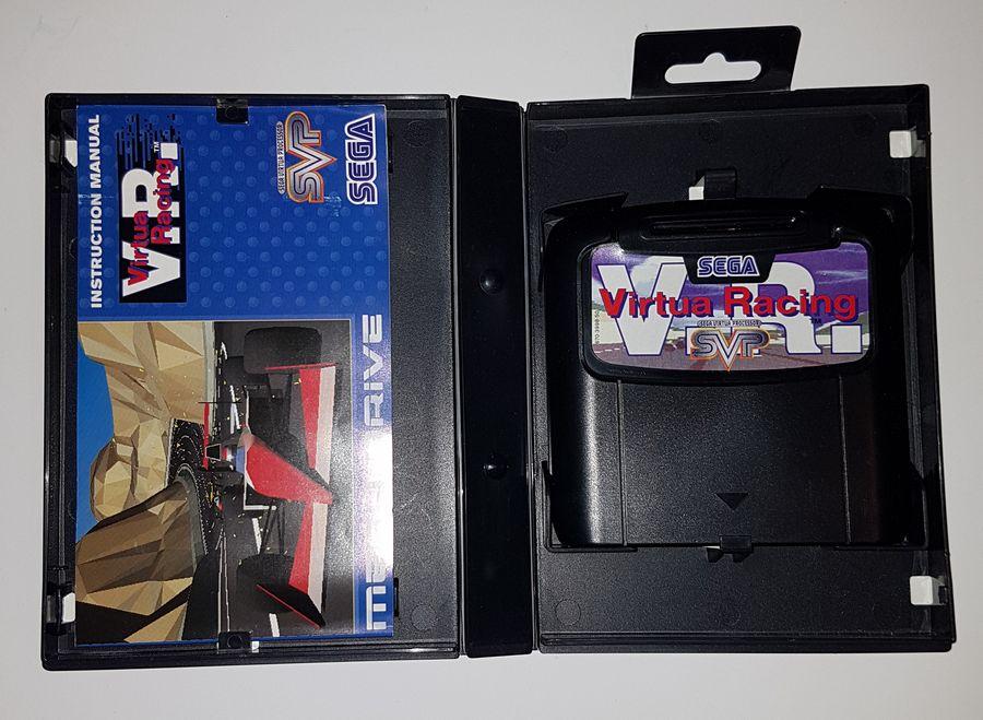 Les differents boitiers de jeux Megadrive 7524679712
