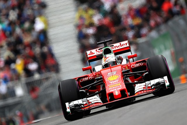 F1 GP du Canada 2016 (éssais libres -1 -2 - 3 - Qualifications) 7525462016gpducanadaSebastianVettel