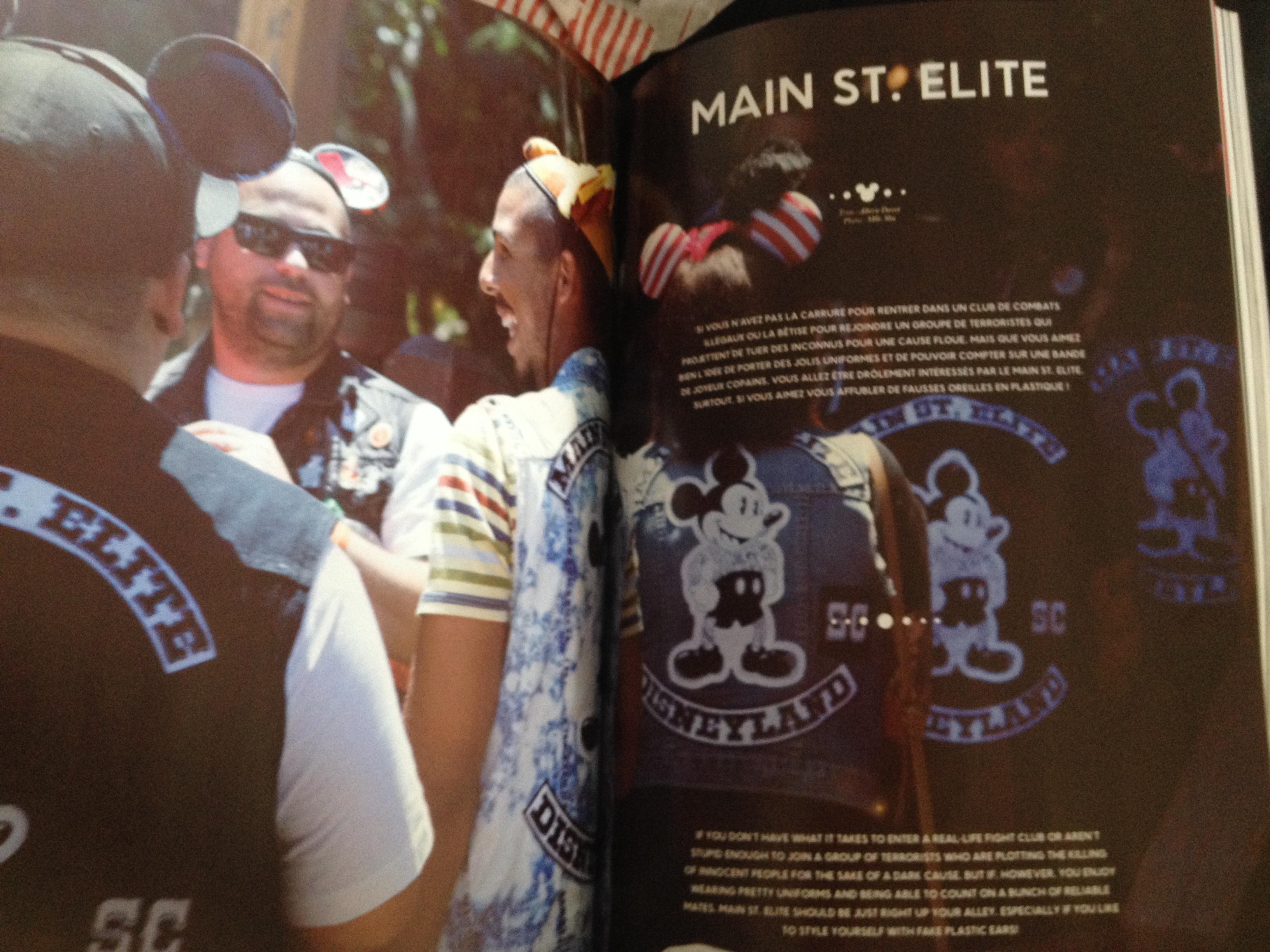 Disney BEStreet 22 (Main ST.Elite) 753145IMG5333