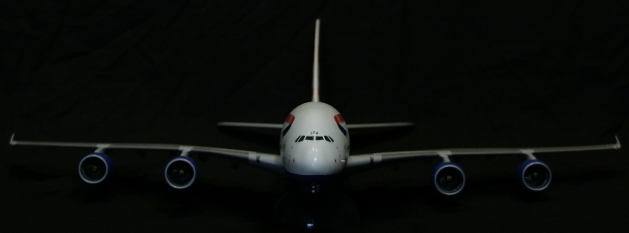 A380-800 British Airways Revell.1/144° 754086MG0717