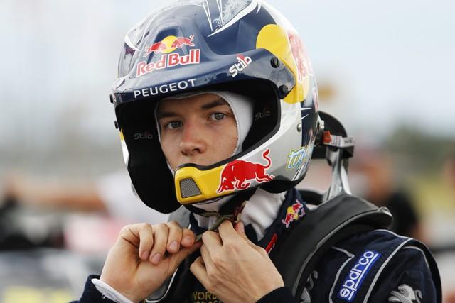 Les PEUGEOT 208 WRX Vice-Championne du Monde FIA de Rallycross 754538583ac61876057
