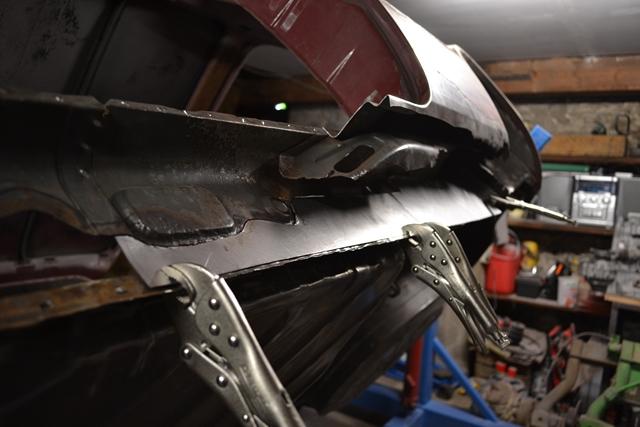 Scirocco TS en restauration complète ! - Page 5 755140DSC88071