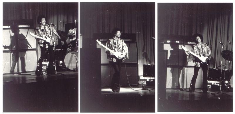 Gothenburg (Lorensbergs Cirkus) : 8 janvier 1969 [Second concert] 755156Image226