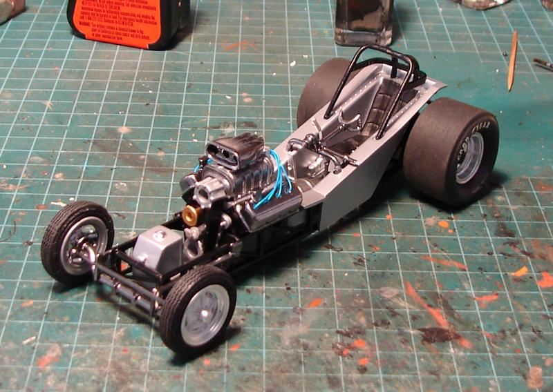 Blue Max Funny Car 755716bluemax0010