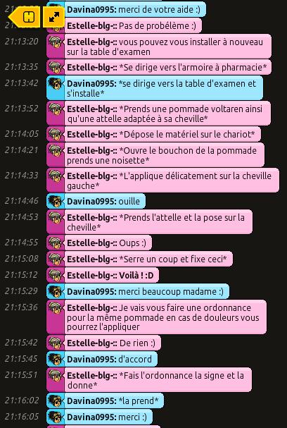 [C.H.U.] Rapport d'action RP de Estelle-blg-: - Infirmière - Page 6 756197da3