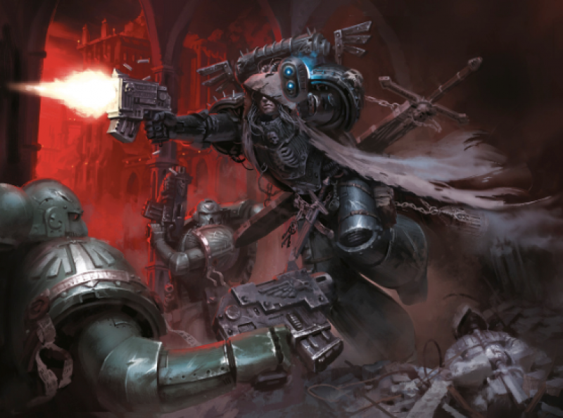 [W40K] Collection d'images : Space Marines - Page 4 75638515107171882117547069981099794553n