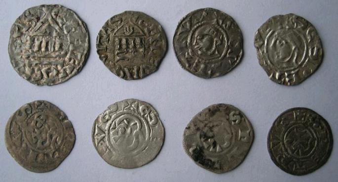 Monnaie feodale . 758081gen1