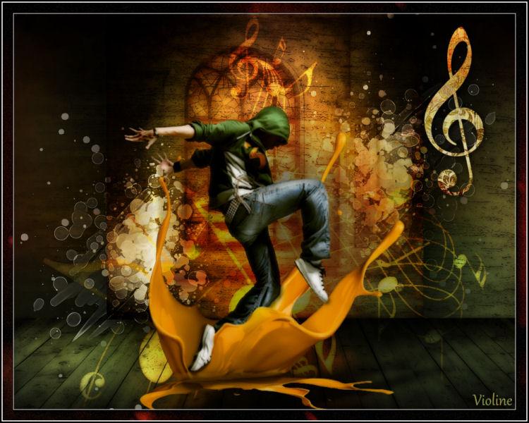 Chez Violine - Forum de Loisirs et Créations Graphiques - Page 3 758779Creachou020317DfiViolineTubeN727