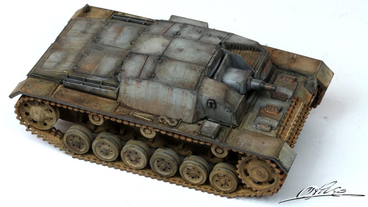 Sturmgeschutz III  1/48 TAMIYA 760359stugwb11