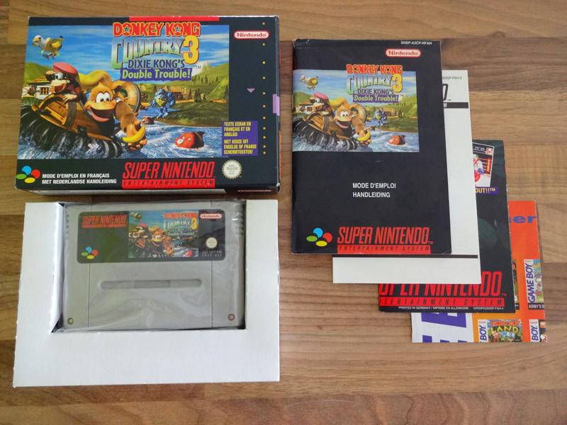 Prupru's Collection ! 100% Super Nintendo et 200% Super Comboy !! - Page 17 761355DonkeyKongCountry3DixieKongsDoubleTroubleNFAH