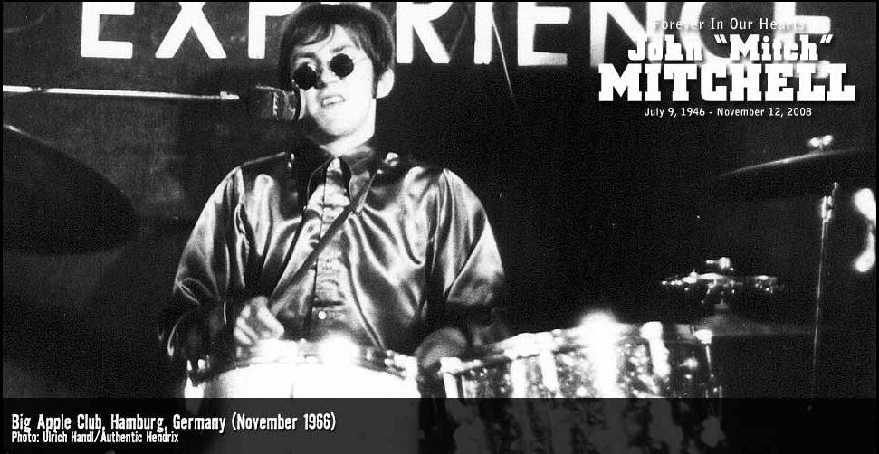 Munich (Big Apple) : entre le 8 et le 11 novembre 1966 762395Mitch