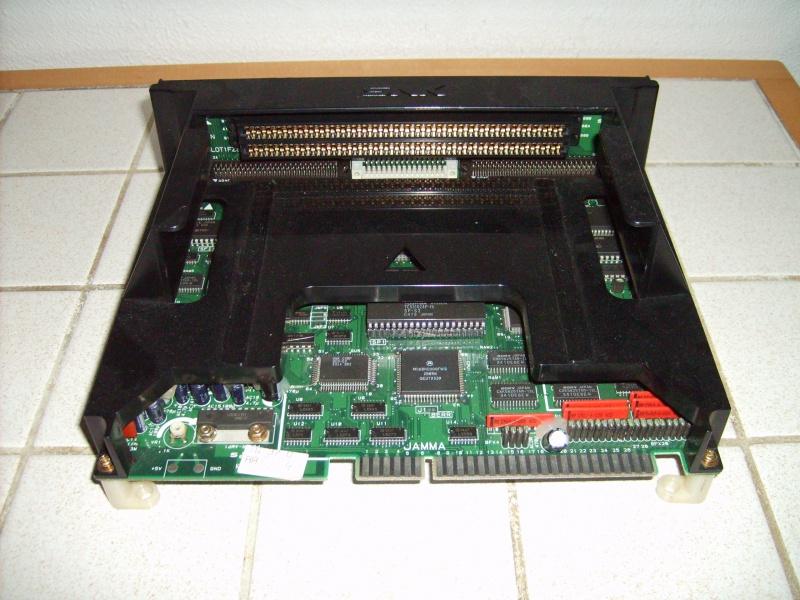 Slot MVS consolisé ou autre 762438S5003936