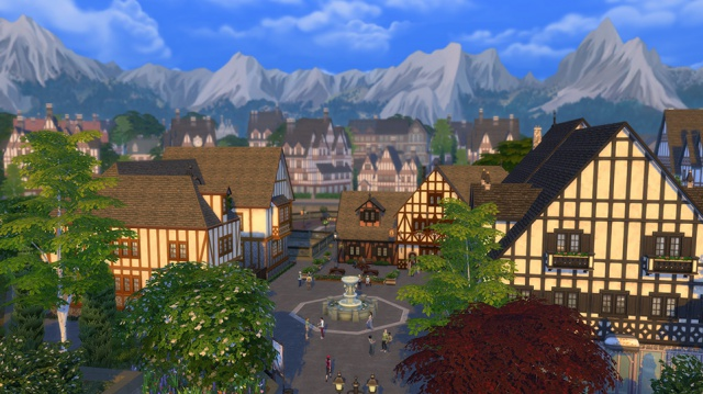 Les Sims 4: Vivre ensemble - Novembre 2015  76291420122361460ae1bd22b18o