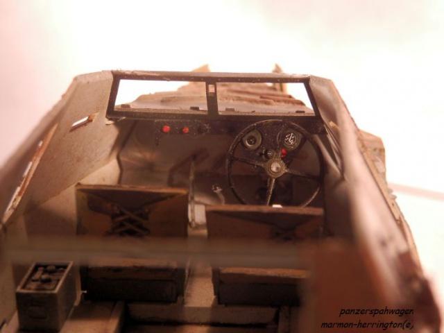 panzerspahwagen(Marmon-Herrington(e)IBG model 1/35 763147PC240003