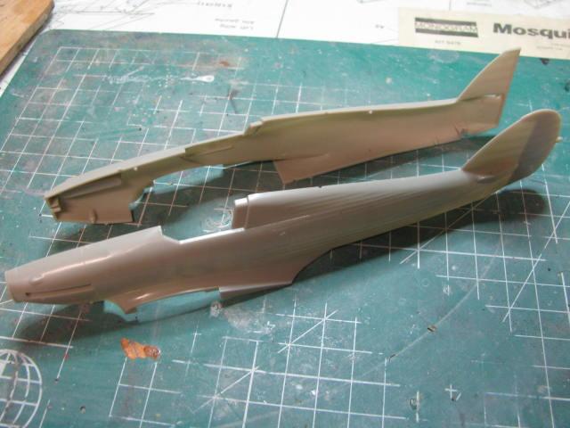 Hawker Hurricane Mk IId Trop 6 Sqn 1942 Hobbycraft 1/48.... Terminé! 763162IMG0835
