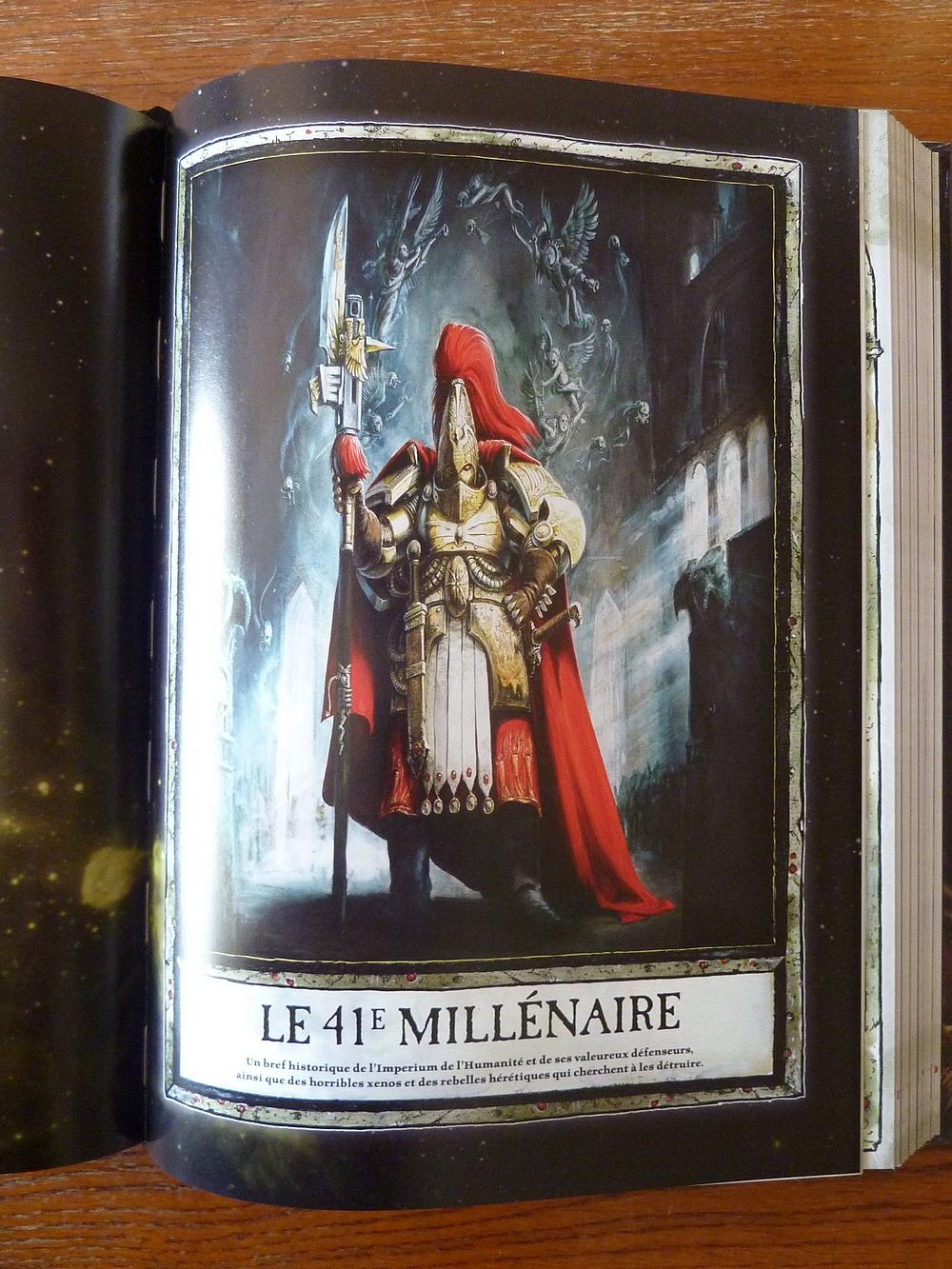 Le Livre de Règles de Warhammer 40,000 - V6 (Topic officiel) 764569Livre7