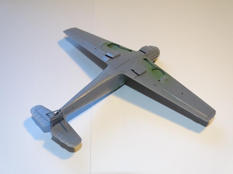 Bf 109 E3 WNr 1304 du JG 76 capturé le 22/11/1939 [Tamiya 1/72]  (Terminé) 764579DSC03073